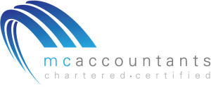 MC Accountants Logo